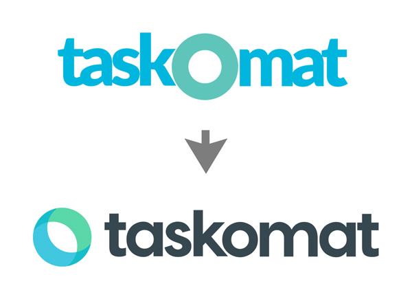 new logo taskomat