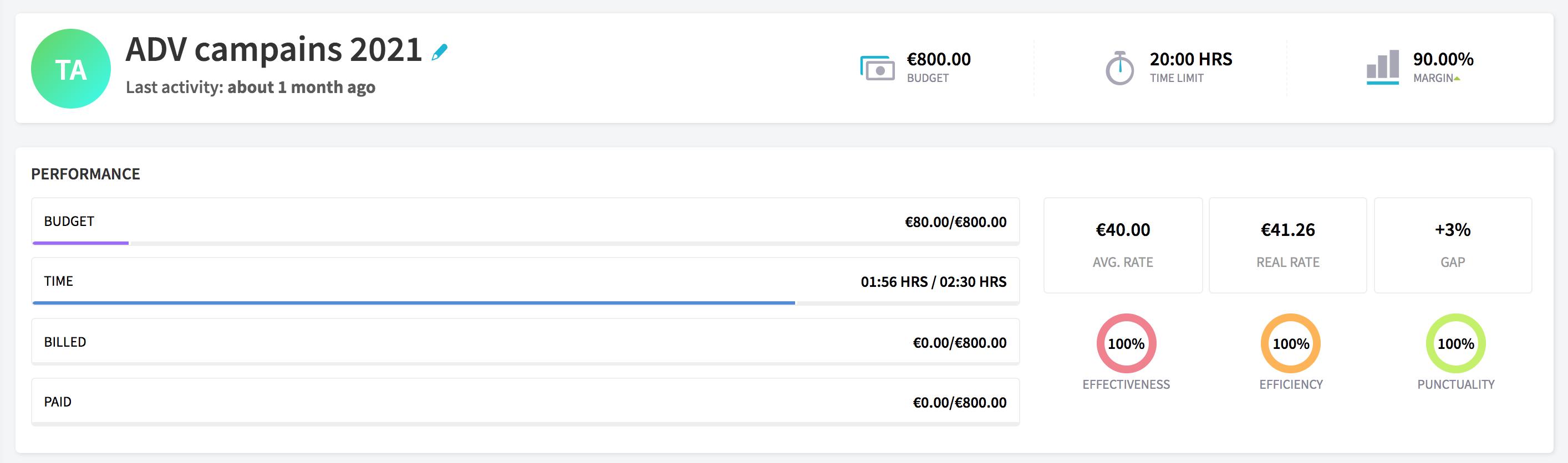 taskomat budget management software